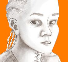 Tricia, Orange Is the New Black by DrDragoneater