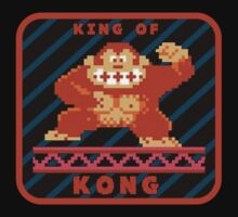 King of Kong Kids Clothes