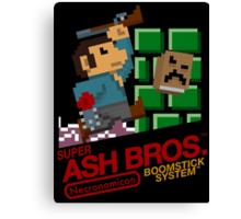 Super Ash Bros. (Poster, Etc.) Canvas Print