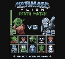 Ultimate Alien Death Match Kids Clothes