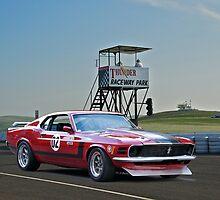 1970 Ford Mustang Boss 302 II by DaveKoontz