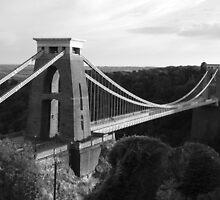 Clifton Suspension Bridge, Bristol by Andrew Good