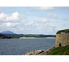 View from Dunree Fort Photographic Print