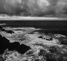 Melancholic Sea by Diogo Pereira