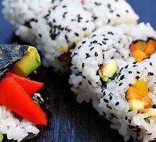 Sushi by Henrik Lehnerer