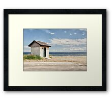 Greenwich Point Framed Print