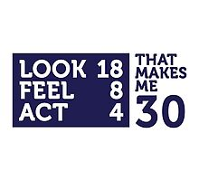 Look. Feel. Act.....Younger by artpolitic