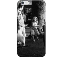 Joy at the Farmers Market iPhone Case/Skin
