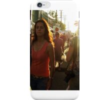 Farmers Market, Late Afternoon iPhone Case/Skin