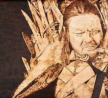 Ned Stark by pyromancer