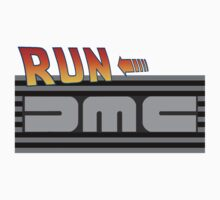 Run DMC (to the Future!) Kids Clothes