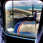 Scene from the Golden Age of Flight  in Color by njordphoto