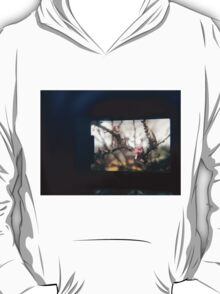 Through the viewfinder - winter blossoms T-Shirt