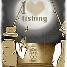I LOVE FISHING ! by PedroLD