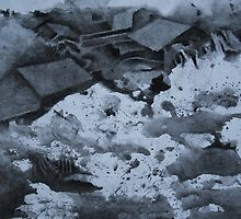 Tsunami by Peter Baglia
