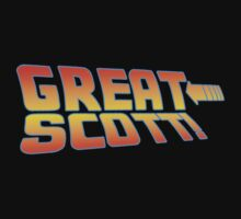 Great Scott !  by JayBakkerArt