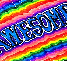 Awesome! for those who are Awesome! by ptelling