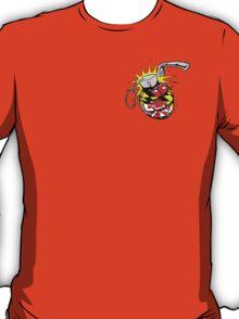 Maryland Flag Grenade T-Shirt