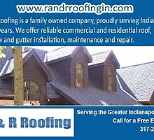 Experienced Roofer in Indianapolis - Certified Gutter Technician - Commercial Roofer by johnchan