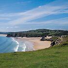 Three Cliffs Bay - Gower Peninsula  South Wales by 29Breizh33