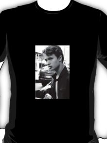 Augustus Waters Cigarette Print T-Shirt