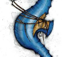 Seahorse by Kaitlin Beckett