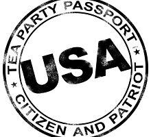 Tea Party Passport by morningdance