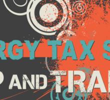 Energy Tax Scam Sticker
