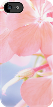 geranium pink and soft by by-jwp