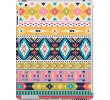 Ethnic print vector pattern background iPad Case/Skin