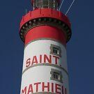 Phare de St Mathieu  by Jean-Luc Rollier