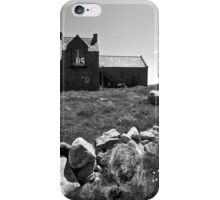 La Maison sur la dune iPhone Case/Skin