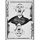 Full Metal Jacket Private Joker Card by JoelCortez