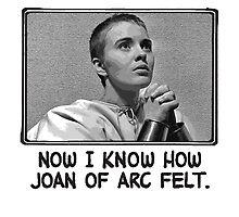 Now I Know How Joan of Arc Felt - (The Smiths) by JoelCortez