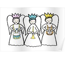 Angel Musics Poster