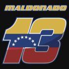 Pastor MALDONADO_13_2014 by Cirebox