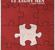 12 Angry Men by A. TW