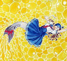 Lolita Mermaid by DarkBunnyStudio