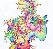 Magical Koi by Radical-Dreamer