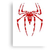 I'm Spider-man Canvas Print