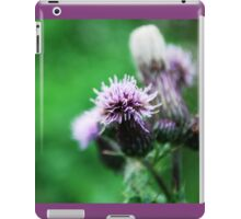 Thistle-in' a Tune iPad Case/Skin