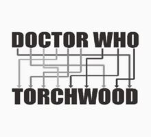 Doctor Who And Torchwood by Alex Carvalho