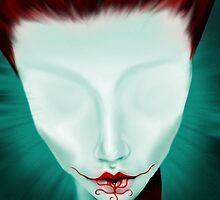 Crimson Lips by KEIJAN