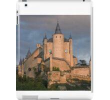 Alcazar of Segovia iPad Case/Skin