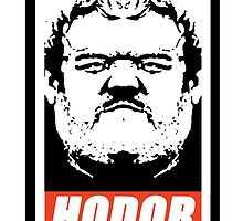 Hodor The Giant by horrorvaqui