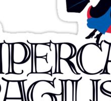 Mary Poppins - Supercalifragilisticexpialidocious Sticker