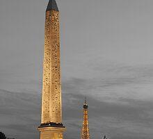 Obelisk by PhotoBilbo