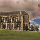Lancing College Chapel by Dave Godden