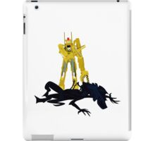 Ripley Wins By Knockout iPad Case/Skin