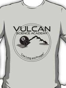 Vulcan Science Academy Star Trek Spock T-shirt Tee T-Shirt